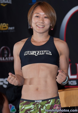 Megumi Fujii rematches Jessica Aguilar in Oct. 5 retirement fight