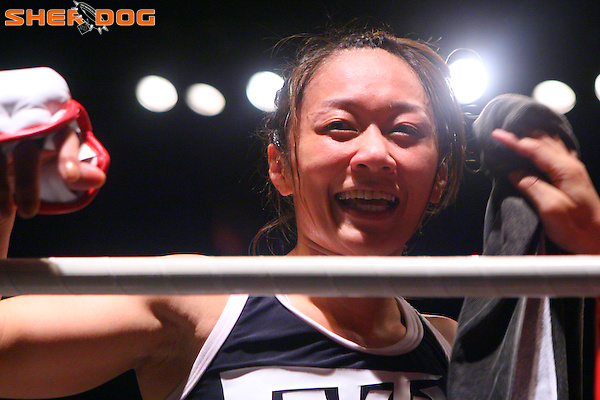 WOMEN'S MMA TRAILBLAZER MEGUMI FUJII ANNOUNCES RETIREMENT BOUT IN OCTOBER