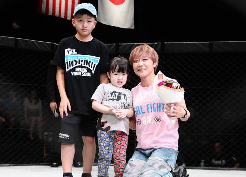 藤井惠が現役引退を発表、10月大会でラストマッチ