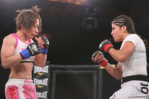 Megumi Fujii to Face Jessica Aguilar in Fujii's Retirement Bout